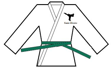 Vázání pásku